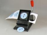 Papierstanze für 37mm Buttons