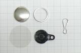 25mm ZipperPullSet / 50 Sets