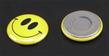 25mm Buttonrohmaterial für Magnetbuttons - 100Sets